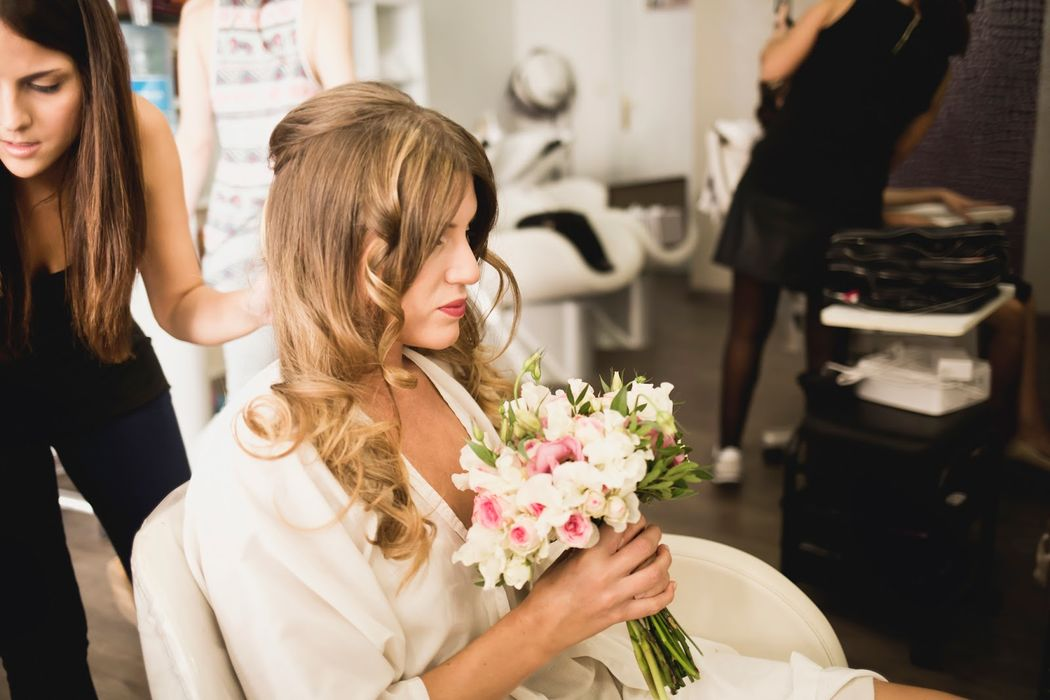 Por parte de la novia