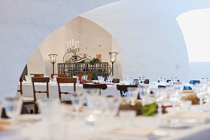 Beispiel: Untergeschoss - Gewölbe, Foto: Hardenbergsches Haus.