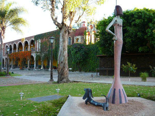 Hacienda para bodas - Foto Hacienda el Carmen