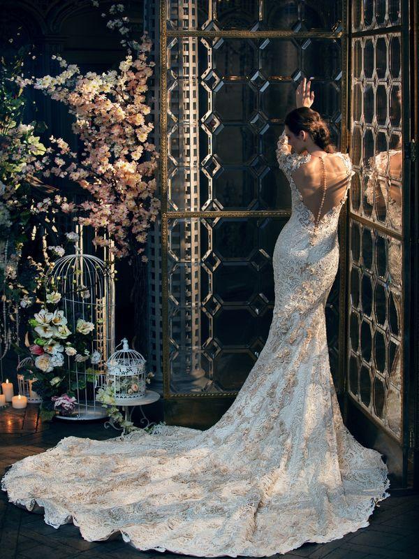 Коллекция свадебных платьев Haute Couture
