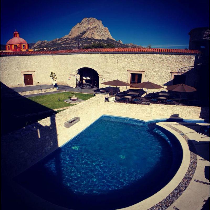 Hotel Casa Mateo en Querétaro