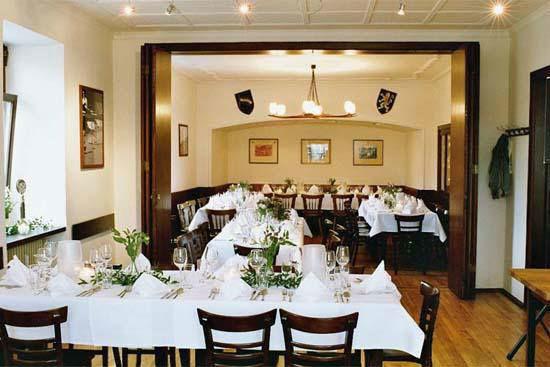 Beispiel: Restaurant, Foto: Das Bootshaus.