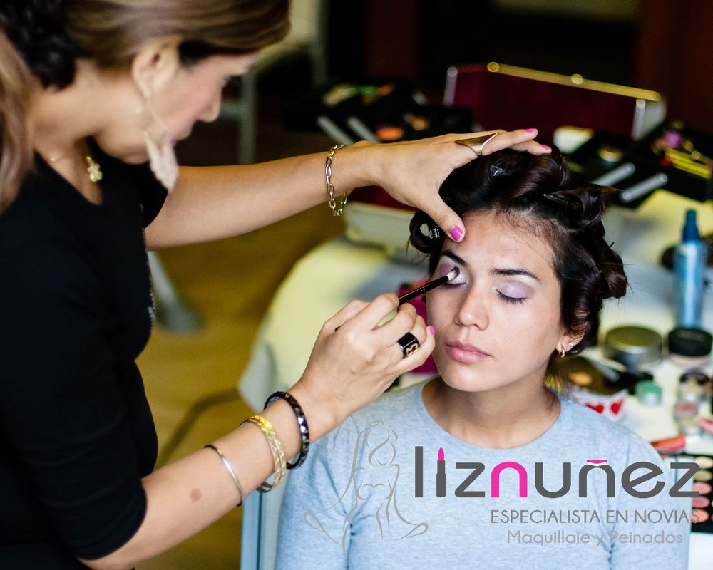 Maquillaje 100% profesional.