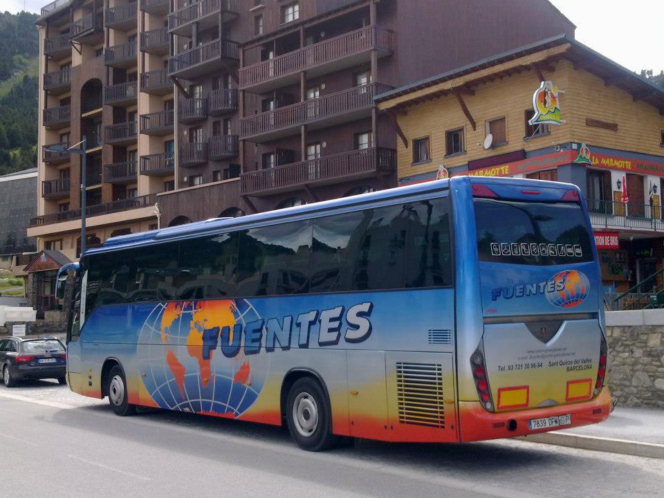 Autocars Fuentes