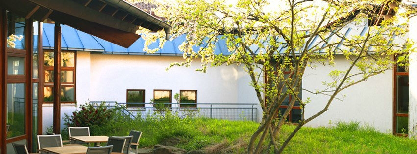 Beispiel: Garten, Foto: Hohenwart Forum.