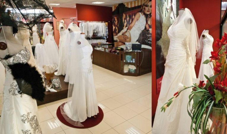 Salon sukien ślubnych Rzgów