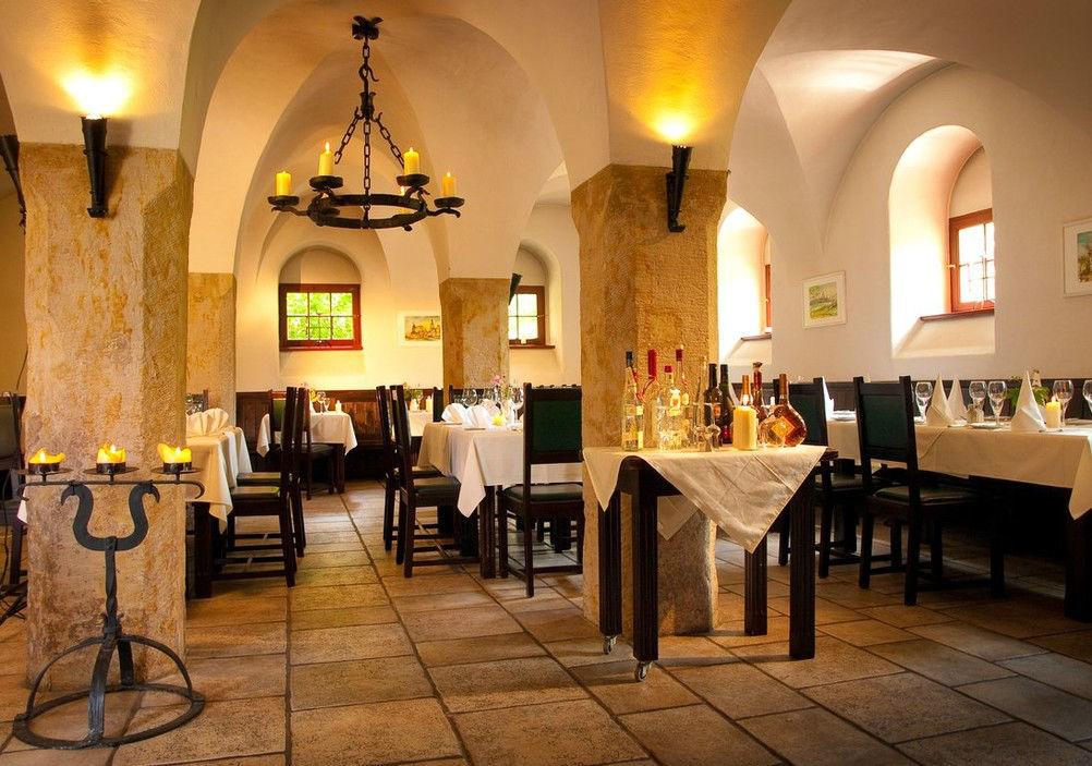 Beispiel: Restaurant - Innenraum, Foto: Gasthof Herrenhaus Gorbitz.