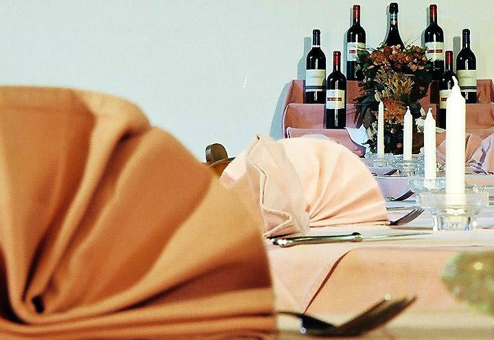Beispiel: Wein, Foto: Restaurant Schottenhof.