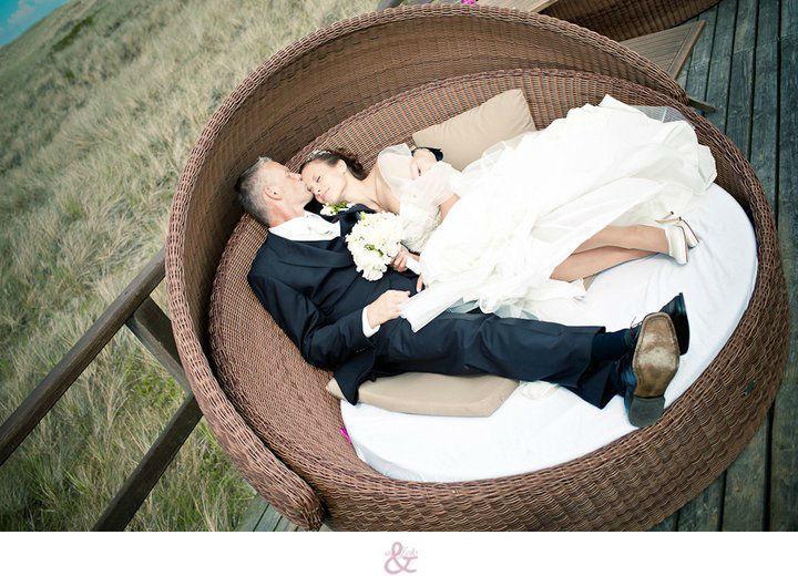 Beispiel: Wunderschöne Hochzeitsfotos, Foto: andfoto.