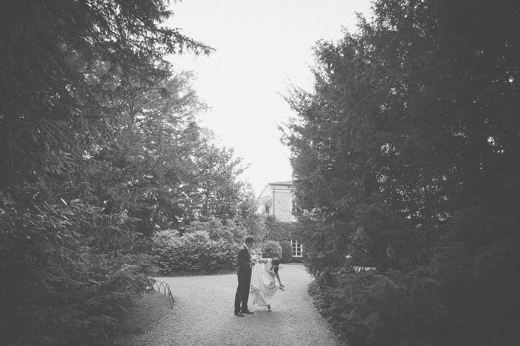 fotografo matrimonio castello di rivalta
