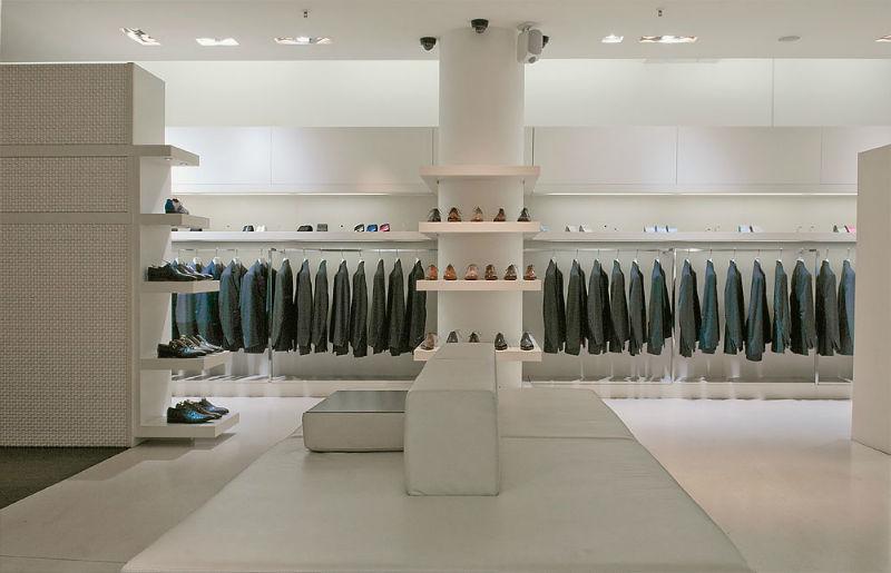 Beispiel: Ladengeschäft, Foto: Abaci Mode-Design.