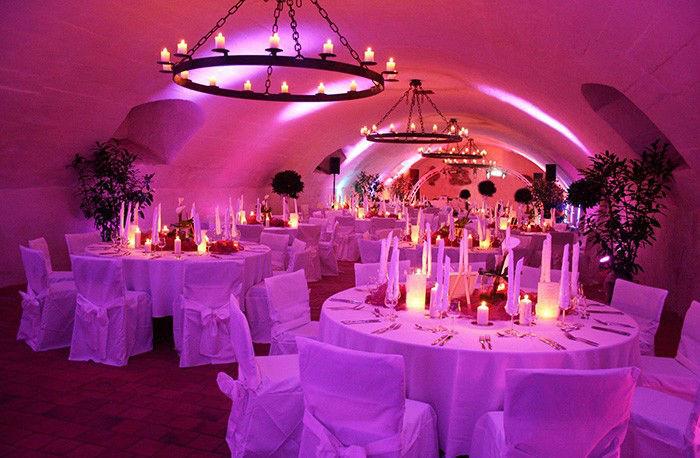 Beispiel: Feiern Sie eine entspannte Hochzeit, Foto: FPS Catering.