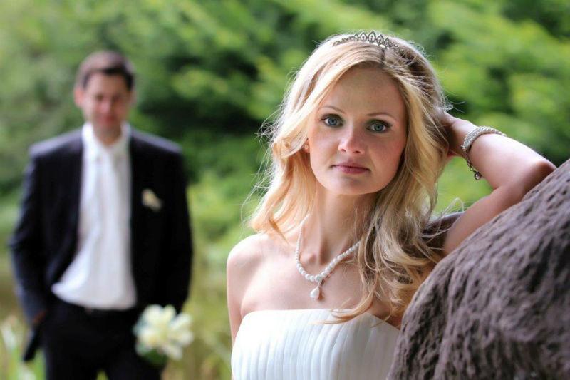Beispiel: Make-up Braut, Foto: Kat make-up.