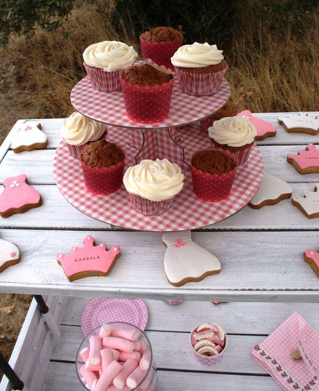 Detalle cupcakes