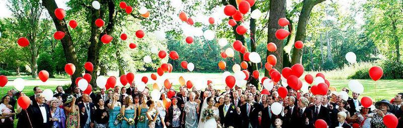 Beispiel: Gruppenbilder, Foto: Avantgarde Wedding Photographers.