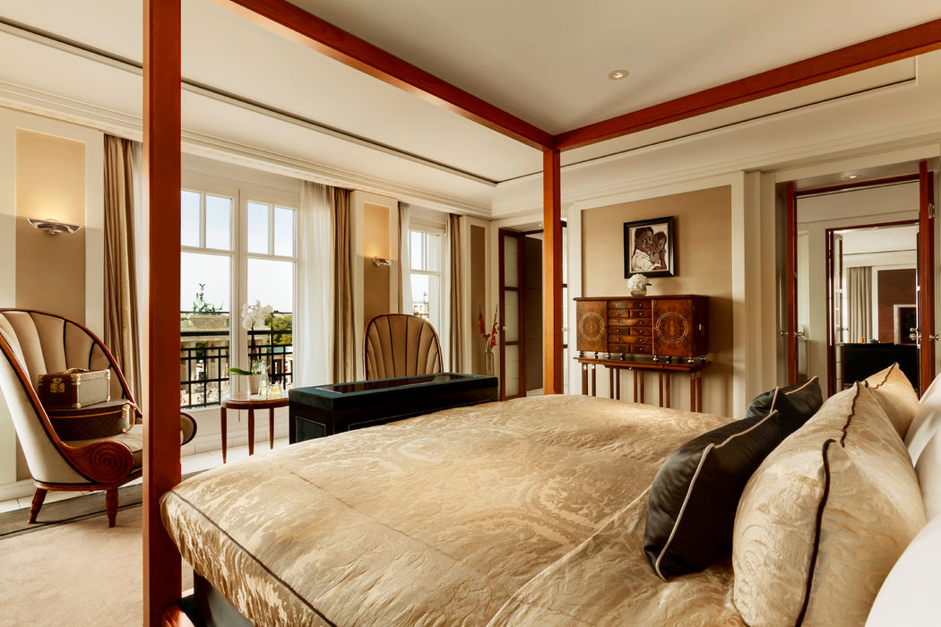 Beispiel: Presidential Suite, Foto: Hotel Adlon Kempinski.