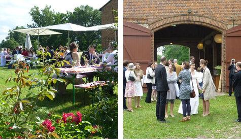 Beispiel: Ihre Hochzeit im Freien, Foto: ich will! Hochzeiten & Events.