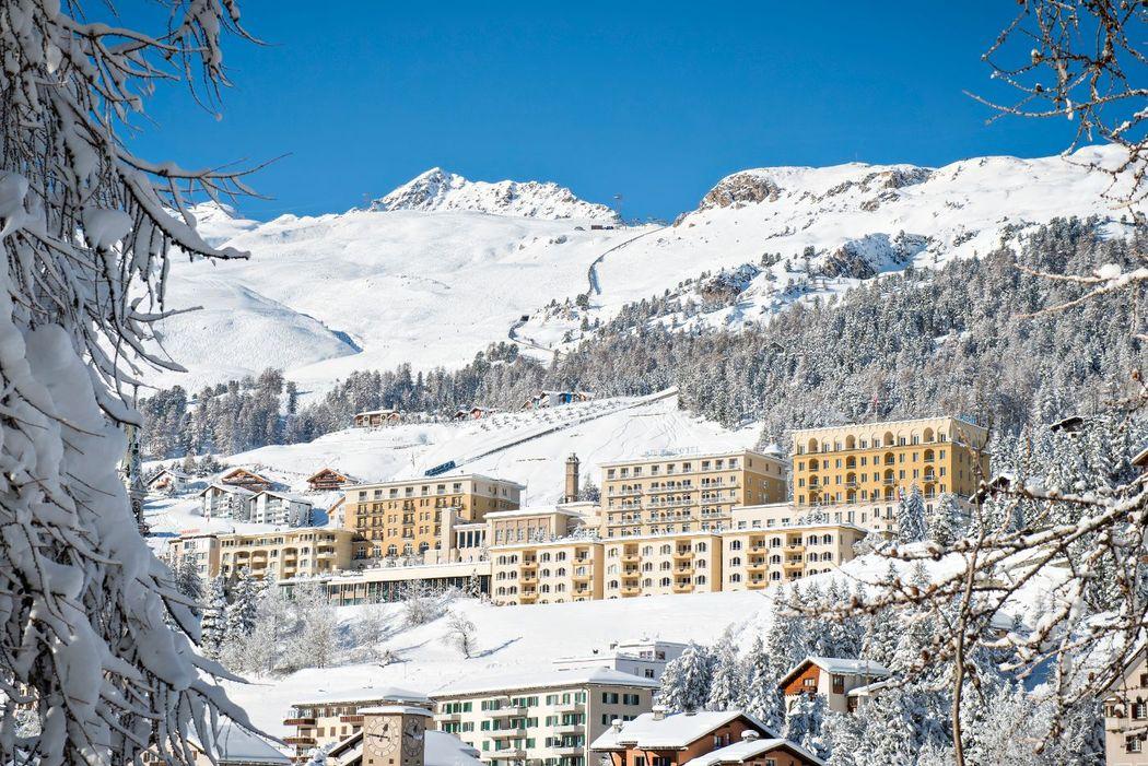 Kulm Hotel St. Moritz - Winter