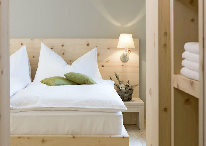 Arvenholz-Zimmer