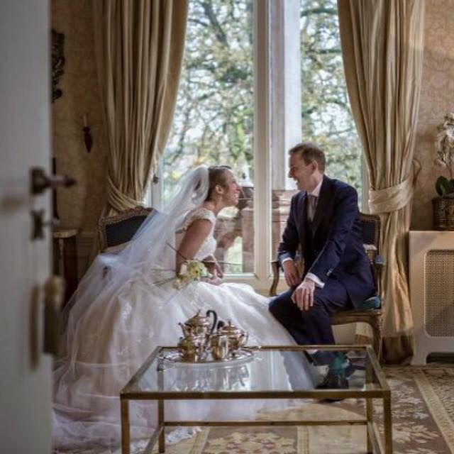 Sprookjes Huwelijk Kasteel Sterkenburg