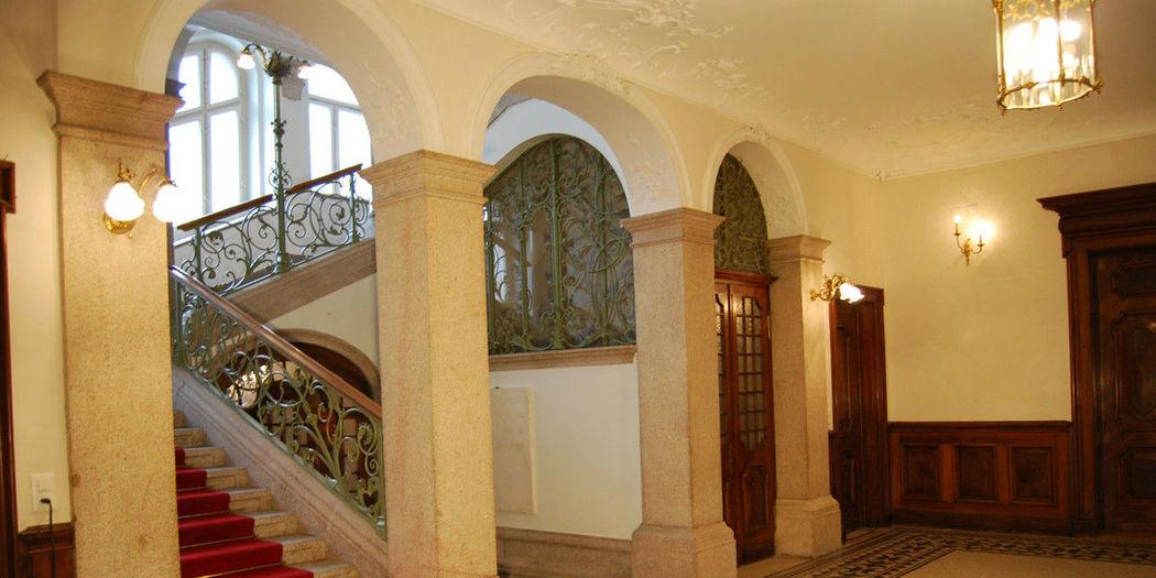 Beispiel: Flur, Foto: Schloss Sihlberg.