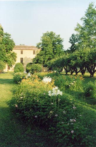 Giardini del Palazzo di Cuzzano