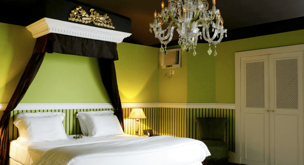 La Suite Boutique Hotel by Dussol - The Green Suite