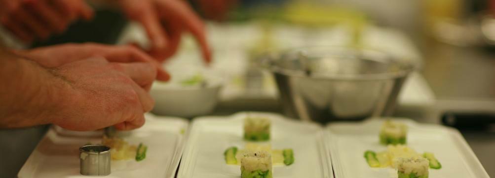 Beispiel: Catering, Foto: Dallmayr Partyservice.