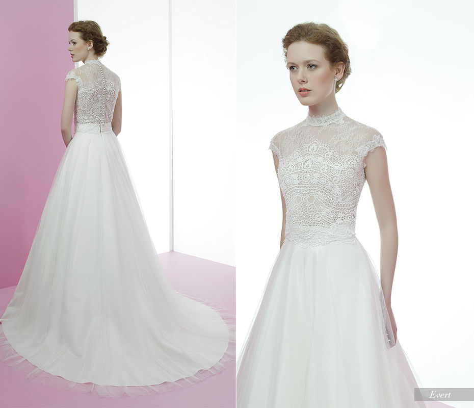 Evert, Miquel Suay Bridal Collection 2016