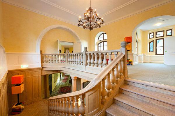 Beispiel: Eindruck vom Hotel, Foto: Naturhotel Schloss Kassegg.