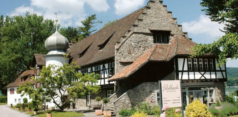 Beispiel: Außenansicht, Foto: See & Park Hotel Feldbach.