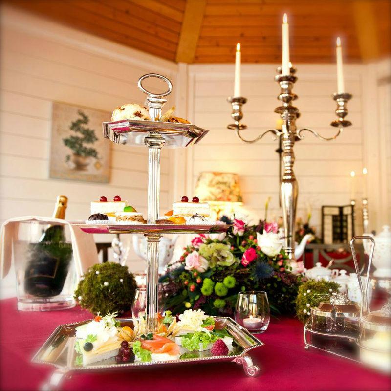 Beispiel: Buffet, Foto: Weinromantikhotel Richtershof.
