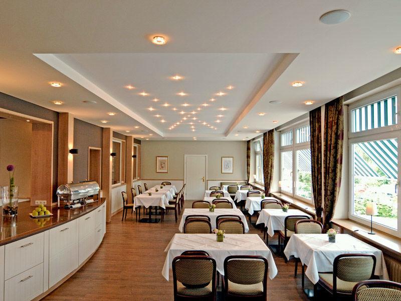 Beispiel: Eindruck von den Räumlichkeiten, Foto: Hotel Dorn.