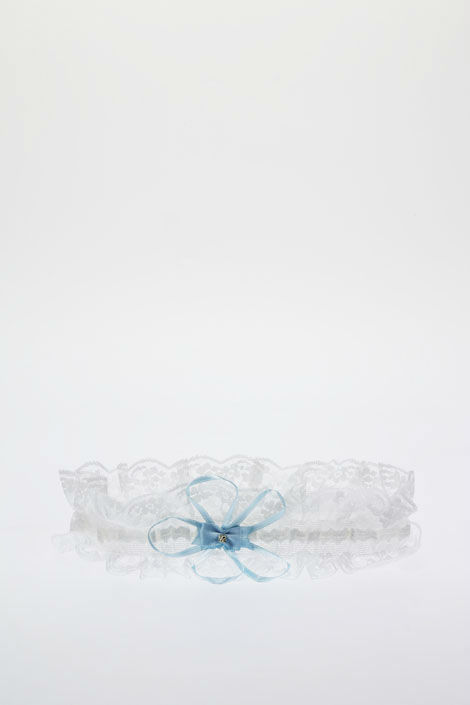 Beispiel: Strumpfband, Foto: Sposa Vienna.
