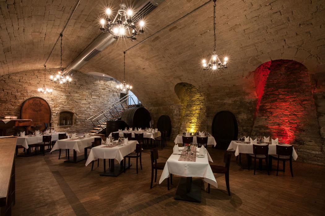 Beispiel: Weinkeller, Foto: Landschloss Korntal.