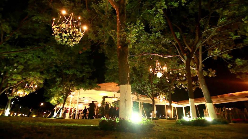 Dos Arroyos, jardín para bodas ubicado en Querétaro.