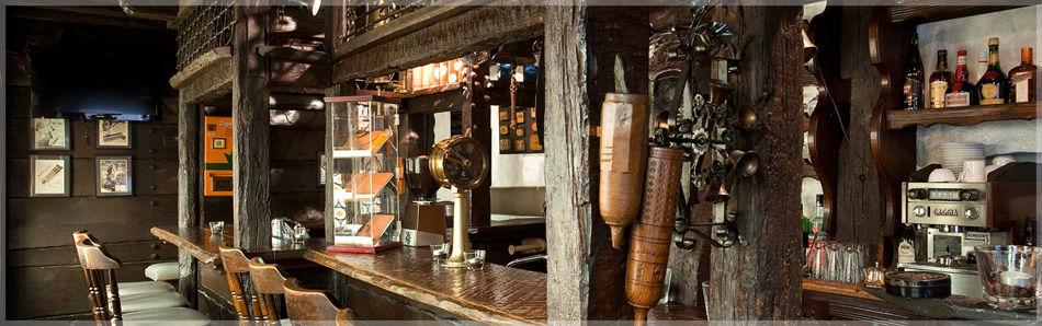 Beispiel: Bar, Foto: Traube Romantisches Hotel & Restaurant.