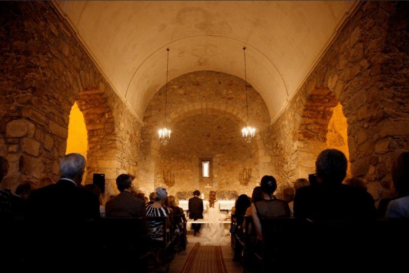 Interior Iglesia Santa María