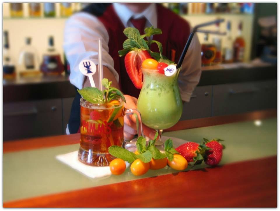 Beispiel: Cocktail, Foto: Hotel Neptun.
