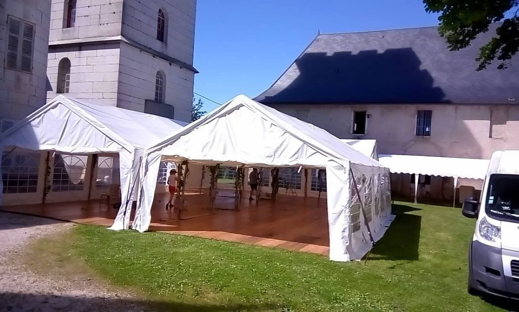 barnum mariage chateau