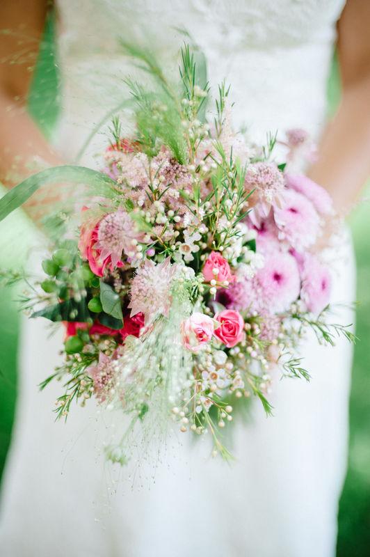 ramos de novia las cosas de lur