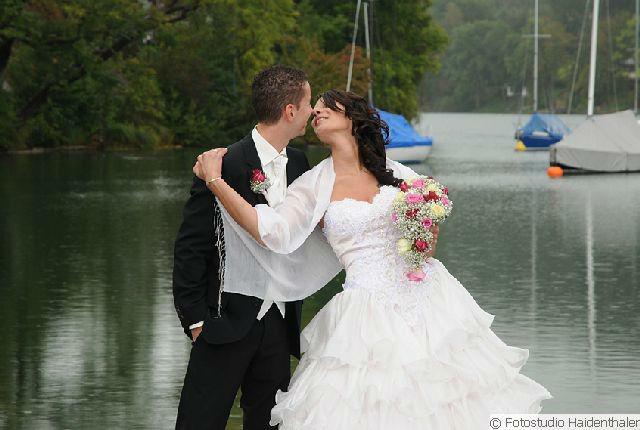 Beispiel: Romantische Fotos, Foto: Fotostudio Haidenthaler.