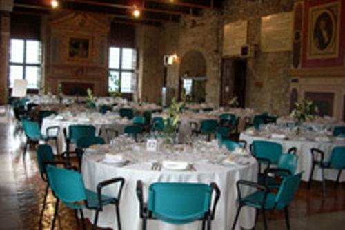 Château de Duras - la salle