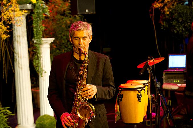Beispiel: Saxophon, Foto: Friends of Music.