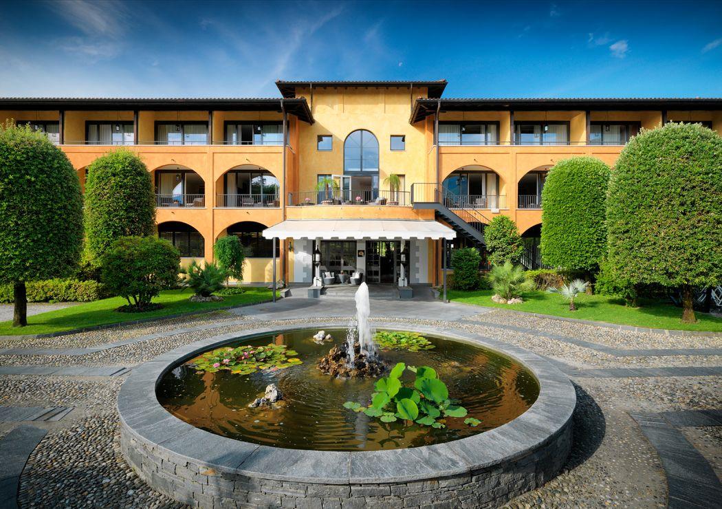 Giardino Ascona Entrance
