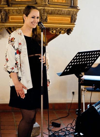 Beispiel:  Die Hochzeitssängerin - Jasmin Rathcke, Foto: Die Hochzeitssängerin - Jasmin Rathcke.