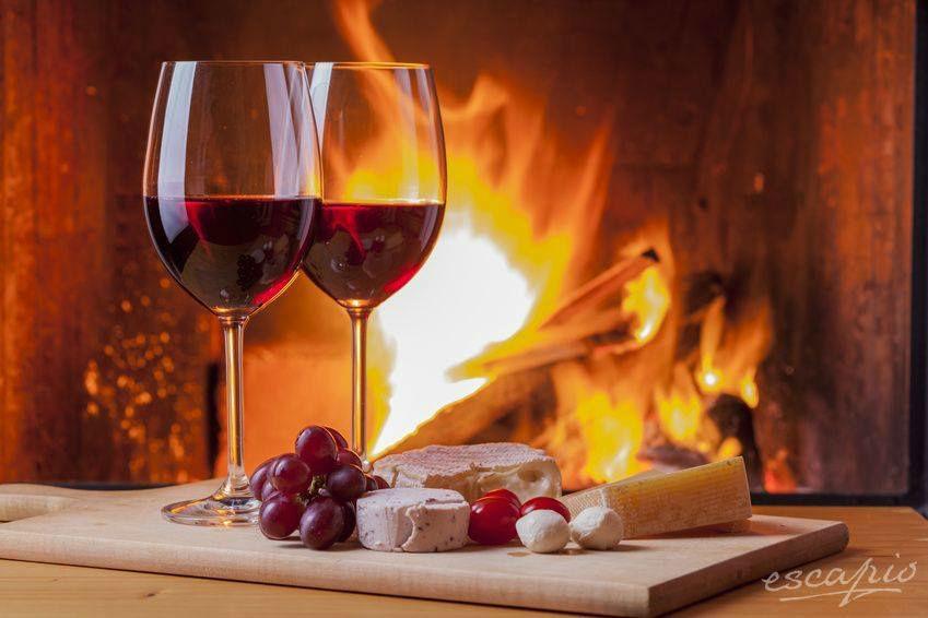 Beispiel: Romantische Flitterwochen, Foto: Escapio.