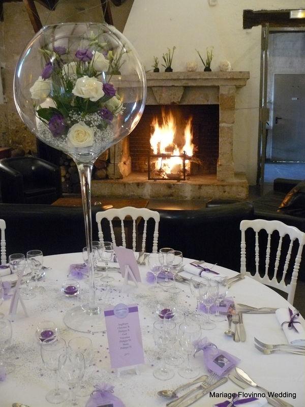 Décoration de mariages par Flovinno Wedding