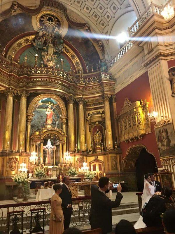 Iglesia San Pedro ( Centro de Lima9