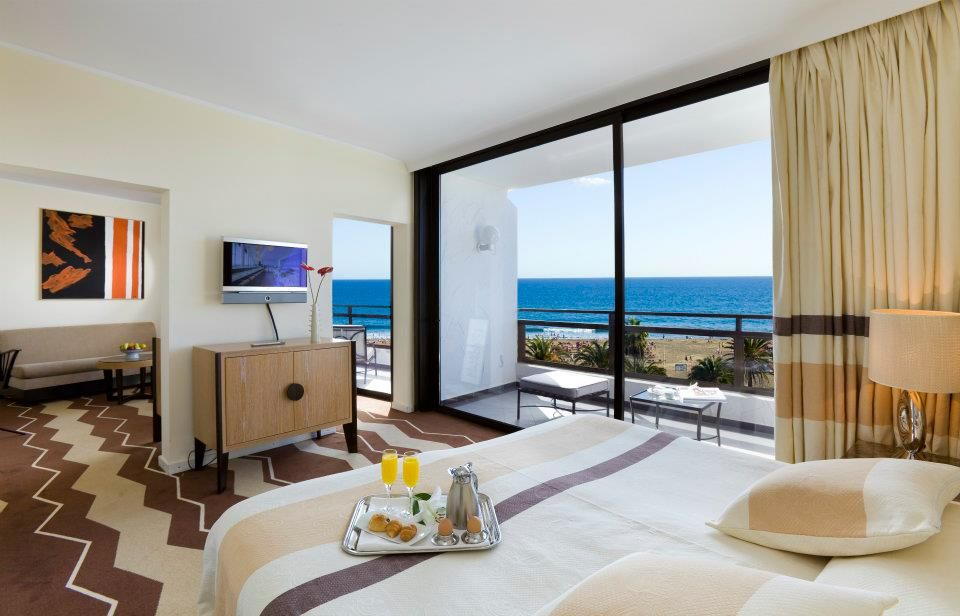 Habitaciones con diseño retro-chic en el Seaside Palm Beach
